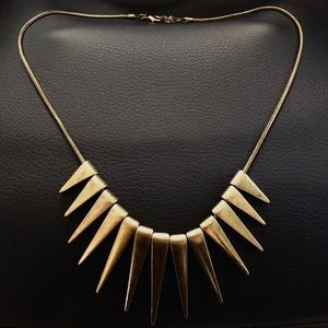 Edgy Statement Necklace